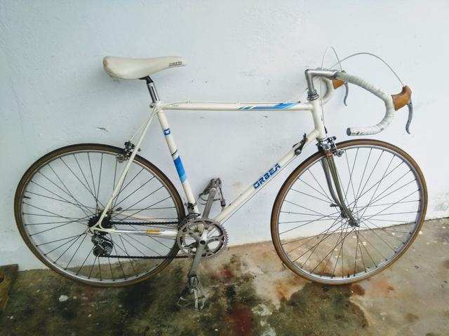 Bicicleta Orbea Láser,  Vintage.