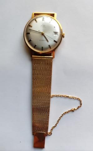 Reloj De Oro Ciny Antiguo