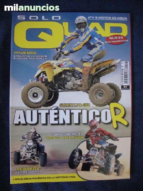 LOTE 3 REVISTAS SOLO QUAD-CAMBIO X JUEGO - foto 2