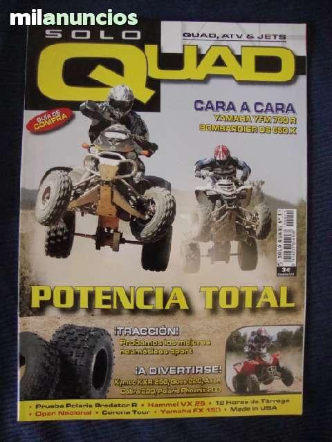 LOTE 3 REVISTAS SOLO QUAD-CAMBIO X JUEGO - foto 3