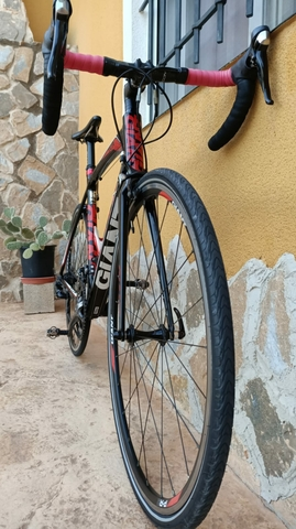 Bicicleta Giant Electrica