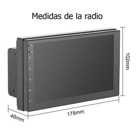 RADIO PANTALLA 2 DIN CON ANDROID/WIFI - foto 8