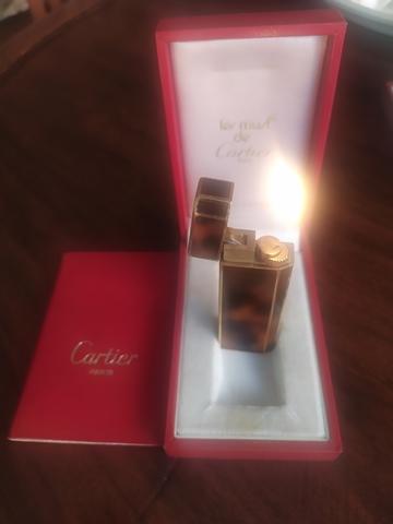 Cartier Oro Laca