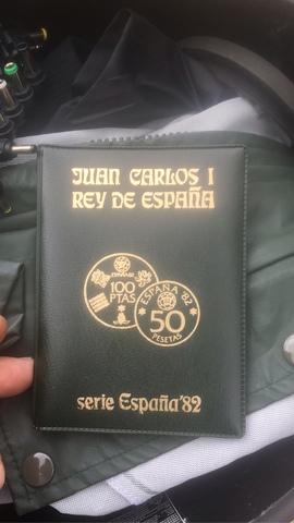 Ser Monedas Mundial España 82