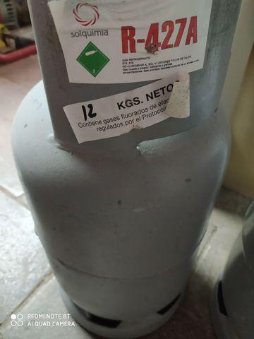 Gas R427-A