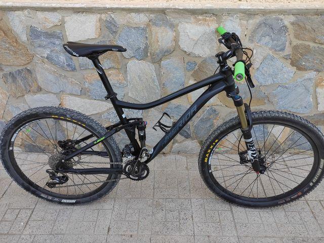 Mtb/Bicicleta Merida One Twenty Xt-Editi