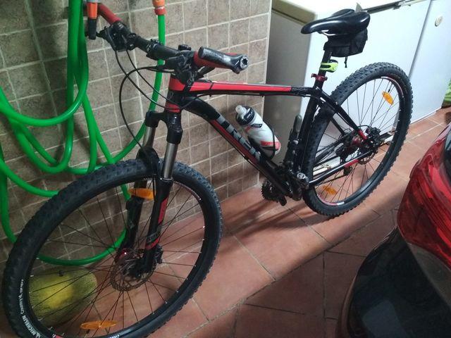 "Vendo Bicicleta Mtb 29\"""