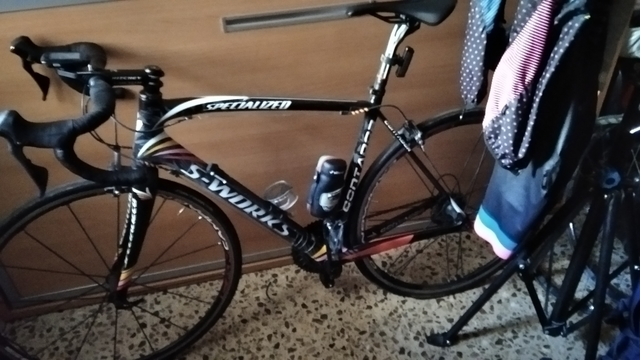Cuadro Specialized Tarmac Contador