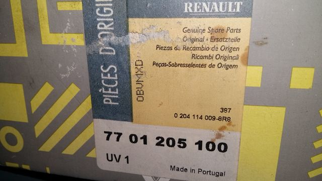 COMPONENTES FRENO RENAULT - foto 1