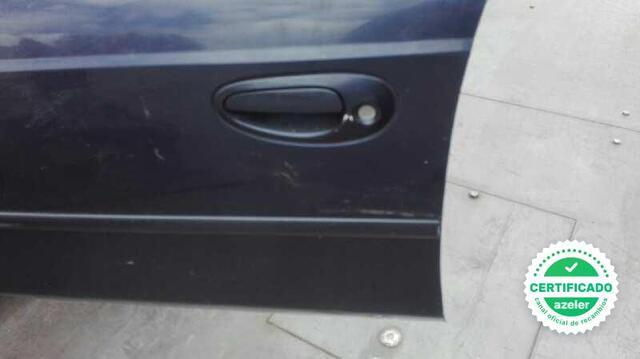 Hyundai i30 i30cw combinación FD la puerta manija puerta 2 X azul met.