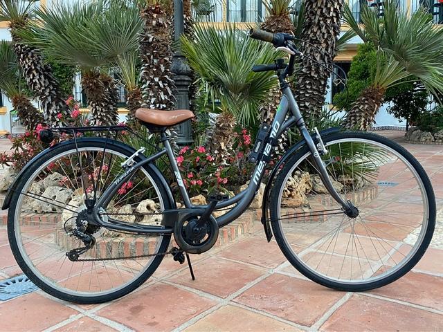 "Bicicleta Megamo 28"""