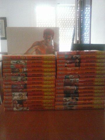 Colección Manga Slam Dunk
