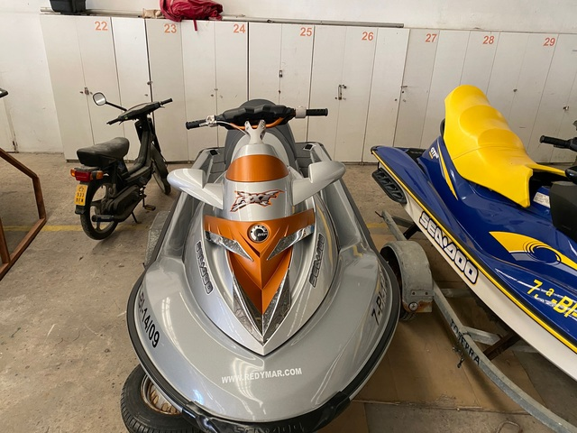 BOMBARDIER  SEA DOO RXT 255 TURBO - foto 5