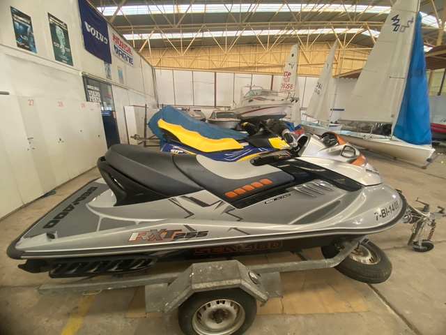 BOMBARDIER  SEA DOO RXT 255 TURBO - foto 2