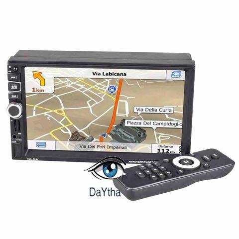 RADIO 2 DIN CON GPS - NUEVA - foto 3