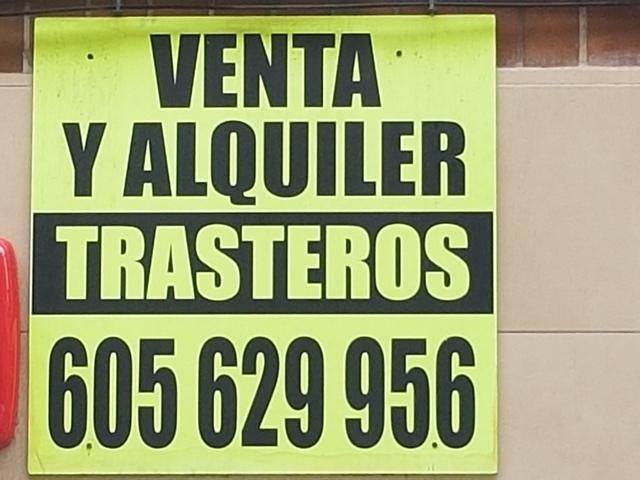 VENTA Y ALQUILER TRASTEROS C/ AVILES 11 - foto 6