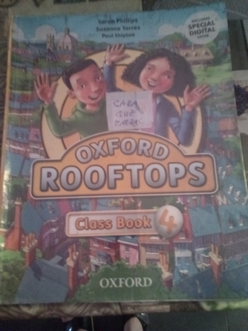 OXFORD ROOFTOPS CLASS BOOK 4°PRIMARIA - foto 2