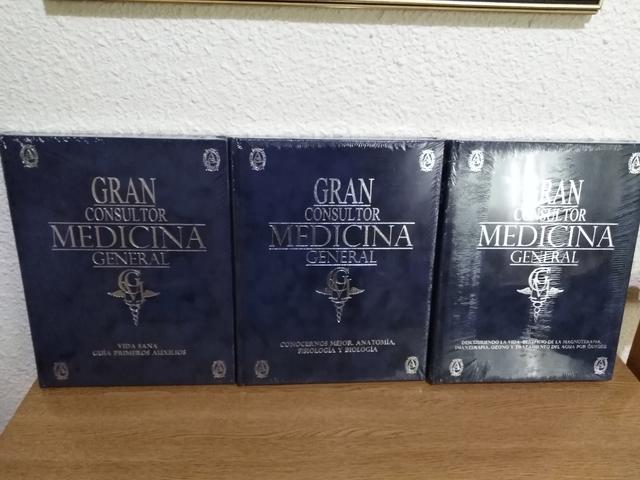 LIBROS DE CONSULTAR MEDICINA - foto 1
