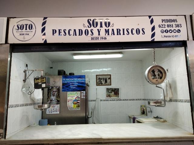 MERCADO DE HUELIN.  - CALLE LA HOZ - foto 4