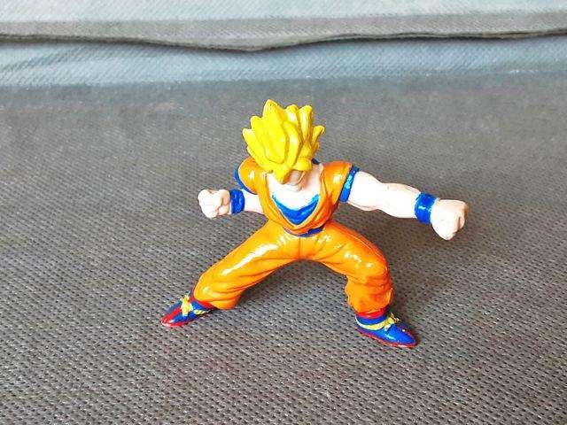 Figura Goku Bola De Dragon Z Bs/S Ta