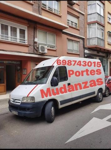 MUDANZAS Y PORTES - foto 1