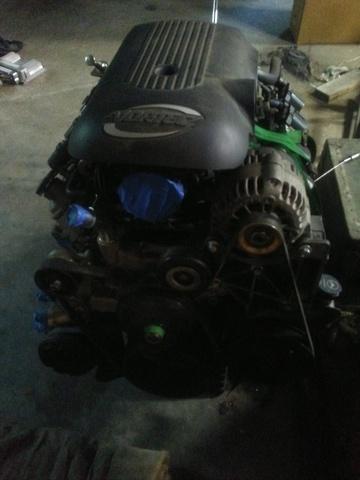 MOTOR V8 LS CHEVROLET GM CORVETTE SWAP - foto 2