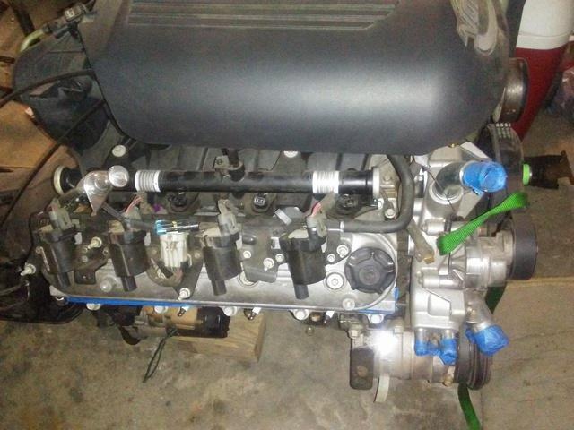 MOTOR V8 LS CHEVROLET GM CORVETTE SWAP - foto 5