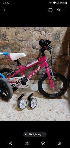 "Bicicleta 14\""+Bicicleta Sin Pedales"