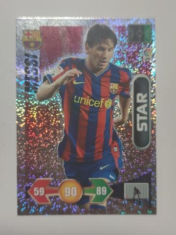 Messi Star Adrenalyn Xl 2009-10 09 10