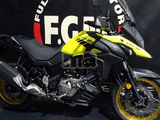 SUZUKI - V-STROM 650 XT ABS - foto 1