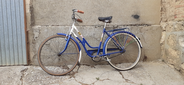 Bicicleta Varillas