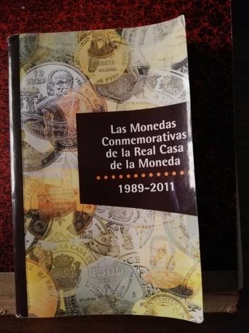 Las Monedas Conmemorativas 1989-2011
