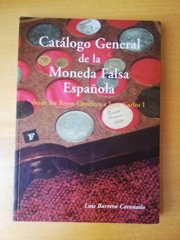 Catálogo Moneda Falsa Española