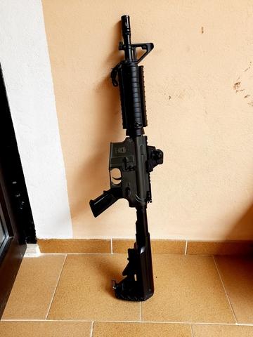 FUSIL AIRSOFT M4A1 - foto 2