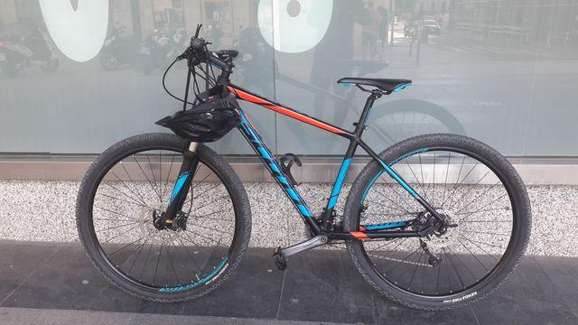 Bicicleta Scott Aspec 930