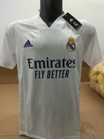 Camiseta Real Madrid 2020/2021 Local