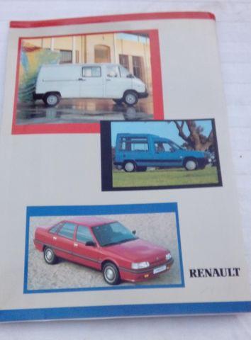 CARPETA CLASSIFICADORA RENAULT AÑOS80/90 - foto 2