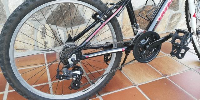 "Bici 24\"" Conor Wrc"