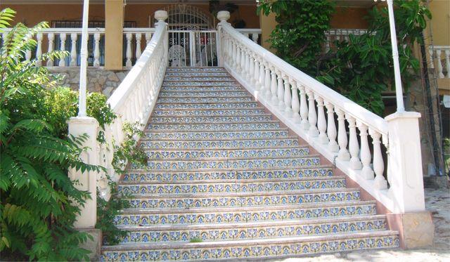 Vendo Barandilla De Escalera