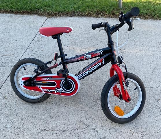 """Bicicleta Niño/A 14"""""""