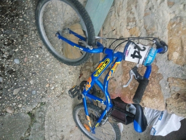 Se Vende Bicicleta Obra De Niño