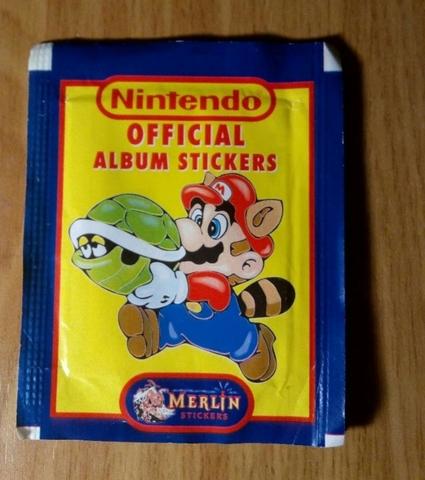 Cromos Nintendo