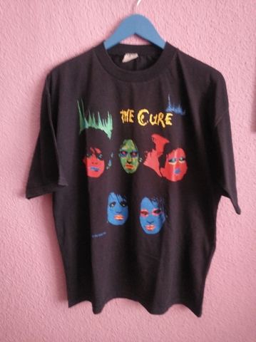 Camiseta Vintage The Cure