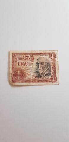 Colección De Billetes Antiguos,De España