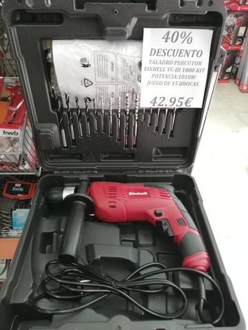 Mil Anuncios Com Taladro Percutor Einhell Tc Id 1000 Kit