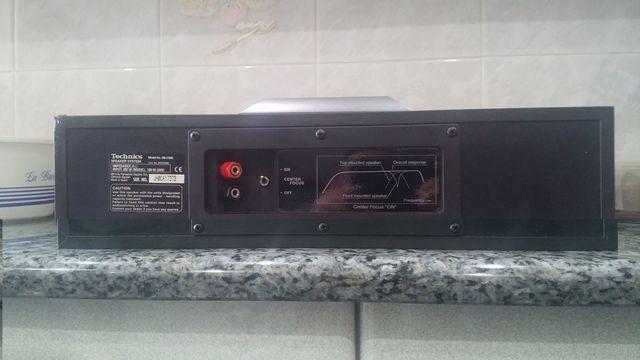 TECHNICS SB-C500 ALTAVOZ CENTRAL - foto 3