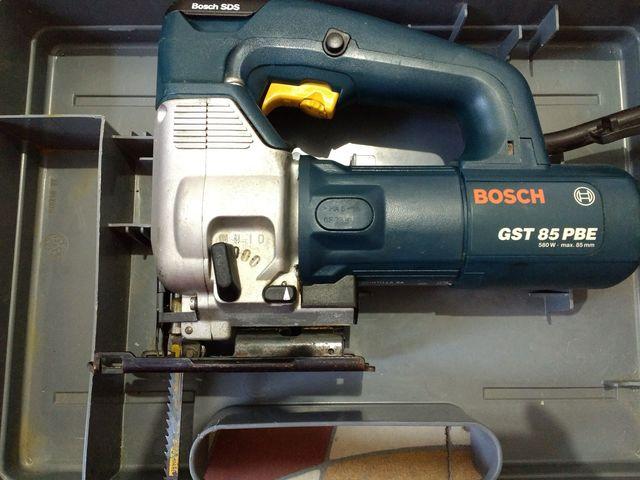 Caladora Profesional Bosch Gst 85 Pbe