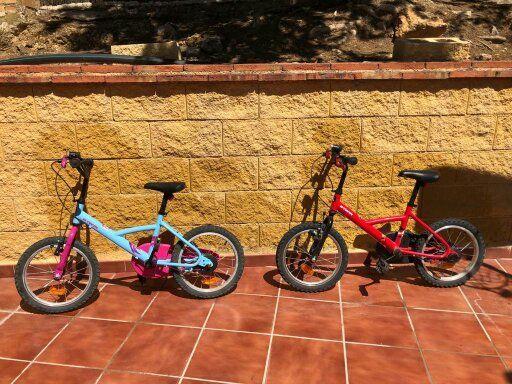 Se Venden Bicicletas Niños 6 A 8 Años
