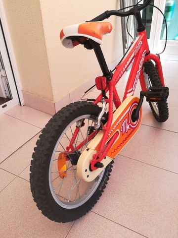 """Bicicleta Conor 16\"""""""
