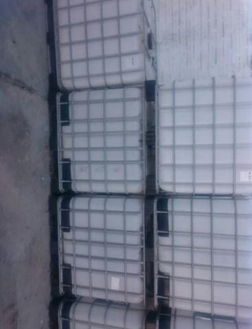 Contenedores,  Bidón De 1000L De Plástico